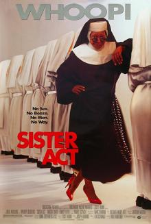 Films, June 29, 2019, 06/29/2019, Sister Act (1992): Musical Comedy Starring Whoopi Goldberg And Maggie Smith