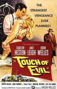 Films, March 29, 2019, 03/29/2019, Touch of Evil (1958): Crime Film Noir By Orson Welles