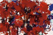 Opening Receptions, April 12, 2019, 04/12/2019, Works of Sam Francis