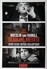 Screenings, March 18, 2019, 03/18/2019, Documentary: Breslin and Hamill: Deadline Artists (2019)