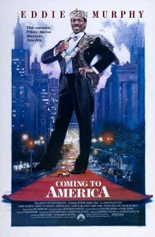 Films, April 05, 2019, 04/05/2019, Coming to America (1988): Two Time Oscar Nominated Comedy Starring Eddie Murphy