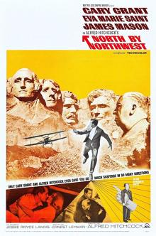 Films, April 09, 2019, 04/09/2019, North by Northwest (1959): A Mistaken Identity Story By Alfred Hitchcock