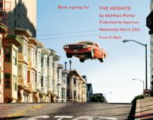 Book Signings, March 20, 2019, 03/20/2019, The Heights: Vintage Cars in Midair