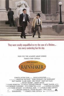 Films, April 12, 2019, 04/12/2019, Francis Ford Coppola's The Rainmaker (1997): Crime Drama Starring With Matt Damon And Danny DeVito