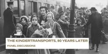 Symposiums, April 11, 2019, 04/11/2019, The Kindertransports, 80 Years Later
