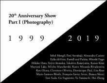 Opening Receptions, April 06, 2019, 04/06/2019, 20th Anniversary Show - Part I (Photography)