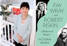 Author Readings, March 27, 2019, 03/27/2019, Fay Wray and Robert Riskin: A Hollywood Memoir