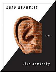 Poetry Readings, September 25, 2019, 09/25/2019, New Poetry: Deaf Republic / Kill Class
