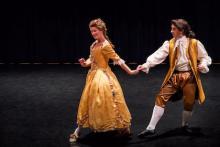 Slide Lectures, April 02, 2019, 04/02/2019, Soirée Baroque: Dances from the Salon of the Duchesse du Maine