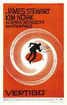 Films, April 23, 2019, 04/23/2019, Vertigo (1958): Two Time Oscar Nominated Psychological Thriller By Alfred Hitchcock