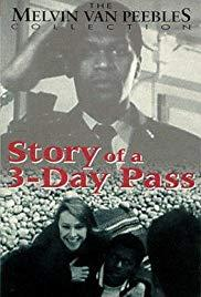 Films, April 13, 2019, 04/13/2019, The Story of a Three-Day Pass (1968): Black GI Loves French Shop Clerk