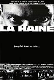 Films, April 12, 2019, 04/12/2019, Hate (1995): Rioting in the French Suburbs