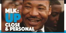 Performances, March 29, 2019, 03/29/2019, MLK: Up Close & Personal: A One-Man Show