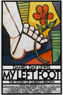 Films, April 26, 2019, 04/26/2019, My Left Foot (1989): Two Time Oscar Winning