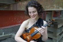 Concerts, April 02, 2019, 04/02/2019, Solo Violin Works By Contemporary Composers