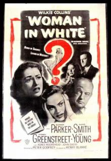 Films, April 01, 2019, 04/01/2019, The Woman in White (1948): Painter Discovers Interesting Characters During A Private Lesson
