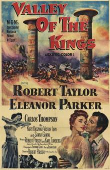 Films, April 15, 2019, 04/15/2019, Valley of the Kings (1954): Searching The Tomb Of An Egyptian Prince
