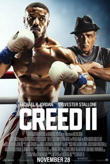 Films, August 02, 2019, 08/02/2019, Creed II (2018): Rocky Balboa Trains Apollo Creed's Son