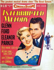 Films, April 22, 2019, 04/22/2019, Interrupted Melody (1955): Three Time Oscar Winning Biographical Musical