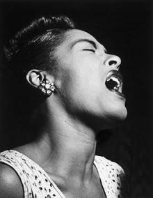 Discussions, April 05, 2019, 04/05/2019, Billie Holiday: An Evening with Lady Day in Photos and Song