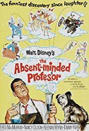 Films, April 13, 2019, 04/13/2019, The Absent-Minded Professor (1961): Anti-Gravity Antics with Fred MacMurray and Keenan Wynn