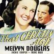 Films, April 25, 2019, 04/25/2019, That Certain Age (1938): Two Time Oscar Nominated Musical