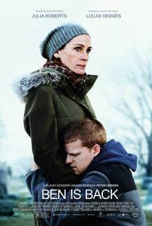Films, July 18, 2019, 07/18/2019, Ben Is Back (2018) Starring Julia Roberts: Son Returns Home From Rehabilitation