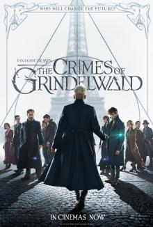 Films, April 08, 2019, 04/08/2019, Fantastic Beasts: The Crimes of Grindelwald (2018): Sequel With An Ensemble Cast By  J.K. Rowling
