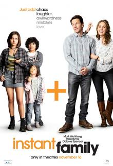 Films, June 06, 2019, 06/06/2019, Instant Family (2018): Couple Adopts Three Children