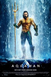 Films, August 17, 2019, 08/17/2019, Aquaman (2018): Underwater Kingdom Heir Coming To Land