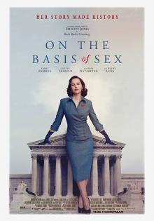 Films, April 30, 2019, 04/30/2019, On the Basis of Sex (2018): The Struggle Of A Woman For Equal Rights