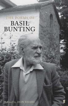 Book Discussions, April 16, 2019, 04/16/2019, The Poems of Basil Bunting