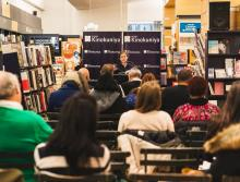 Poetry Readings, April 16, 2019, 04/16/2019, Winter Poetry with Spork Press