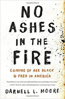 Author Readings, April 18, 2019, 04/18/2019, No Ashes in the Fire:Difficulties Of Being Different