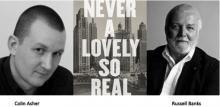 Author Readings, May 08, 2019, 05/08/2019, Never a Lovely So Real: The Life and Work of Nelson Algren