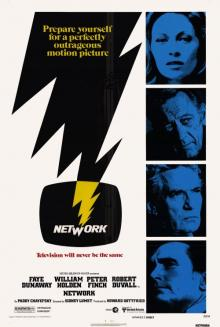 Films, May 15, 2019, 05/15/2019, Four Time Oscar Winning Network (1976): TV Will Never Be The Same