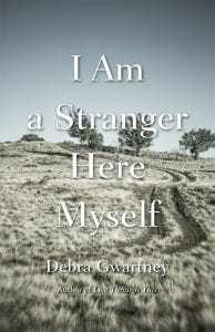 Author Readings, April 10, 2019, 04/10/2019, I Am a Stranger Here Myself: Part History, Part Memoir