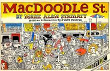 Author Readings, April 10, 2019, 04/10/2019, MacDoodle St.: The Struggles and Joys of Being an Artist