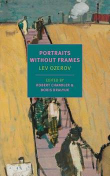 Book Discussions, April 11, 2019, 04/11/2019, Portraits Without Frames: Glimpses into the Lives of Soviet Artists