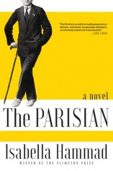 Author Readings, April 16, 2019, 04/16/2019, The Parisian: Romances of One Young Man