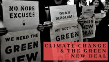 Discussions, April 22, 2019, 04/22/2019, Climate Change and the Green New Deal