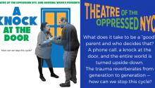 Performances, May 02, 2019, 05/02/2019, A Knock at the Door: Performance by Theatre of the Oppressed