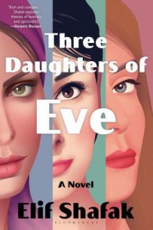 Book Clubs, May 13, 2019, 05/13/2019, Three Daughters of Eve: A Love She Tried to Forget