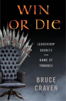 Author Readings, May 07, 2019, 05/07/2019, Win or Die: Leadership Secrets from 'Game of Thrones'