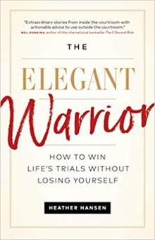 Author Readings, April 25, 2019, 04/25/2019, The Elegant Warrior: Fighting Adversity with Grace and Compassion