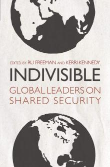Author Readings, May 01, 2019, 05/01/2019, Indivisible: Global Leaders on Shared Security