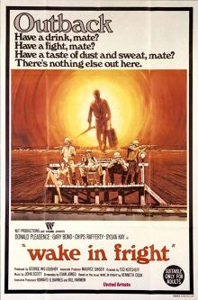 Films, May 04, 2019, 05/04/2019, Wake in Fright (1971): Australian Psychological Thriller