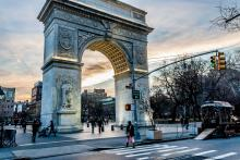 Talks, May 14, 2019, 05/14/2019, New York's Beloved and Iconic Washington Square Park