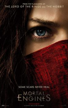 Films, May 02, 2019, 05/02/2019, Mortal Engines (2018): FantasyFromTheFilmmakers Of Lord Of The Rings
