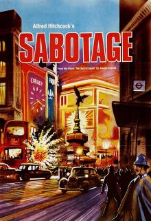Films, May 11, 2019, 05/11/2019, Alfred Hitchcock's Sabotage (1936): Spies In London